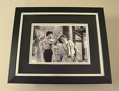 Jackie Chan Signed 10x8 Photo Framed Autograph Display Enter the Dragon + COA