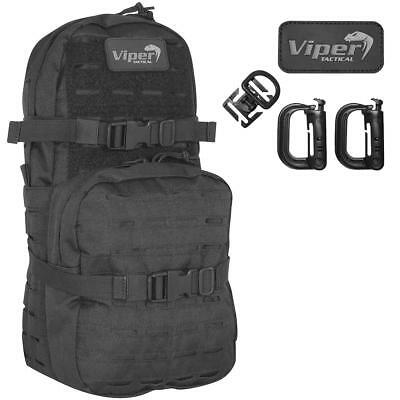 Viper Tactical Lazer Daypack Molle Back Pack Army Style Airsoft Combat Bag