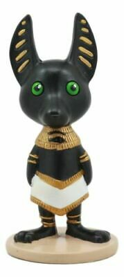 "Weegyptians Collection Egyptian God Anubis Statue 4""Tall God Of The Dead Mummy"