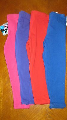 New Body Wrappers Girls Leggings/ Ankle Pant Available In 4 Colors