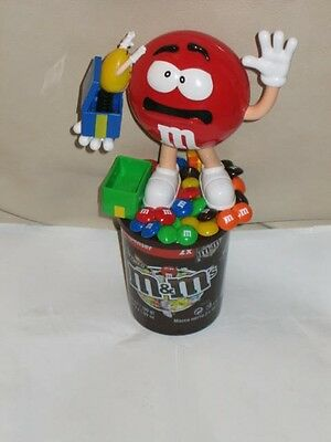 M&M European Dispenser M&M With Open Gift