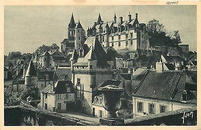 37 Loches Chateau 17888