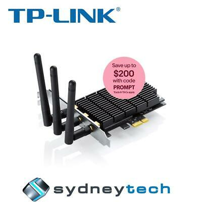 New TP-LINK Archer T9E AC1900 Dual Band Wireless AC PCI Express Adapter