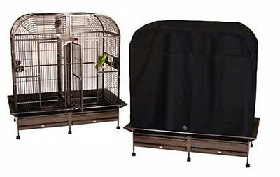 Cage Cover Model 6432MD for large side-by-side parrot bird cages toy toys