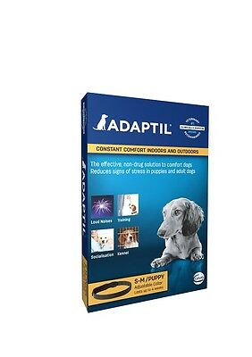 Adaptil Collar - Pheromone Calming Collar for Dogs Two Sizes