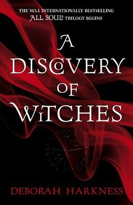 A Discovery of Witches (All Souls Trilogy 1) Deborah Harkness New paperback Book