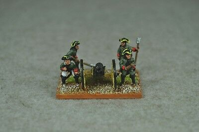 15mm Painted SYW Austrian Howitzer Battery EUAU009