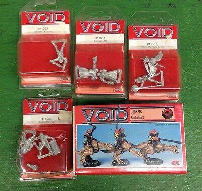 i-Kore Void 1.1 Lot x5 Junkers 11223, 11211, 11218, 11201, 31202  NEW