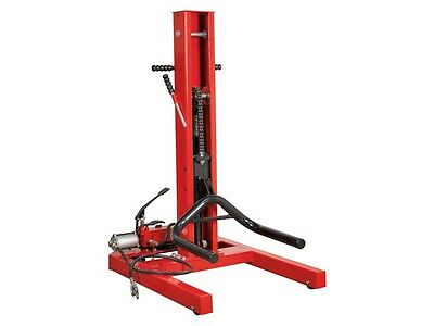 Sealey AVR1500FP Air/Hydraulic Vehicle Lift 1.5tonne with Foot Pedal