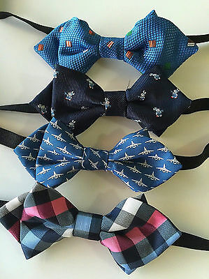 1PC Boys Kids Children Party Pre-tied Wedding Dance Silk bow tie Necktie bowtie