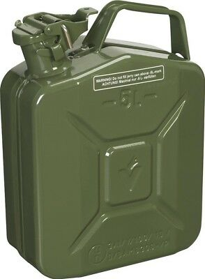 Sealey Jerry Can 5ltr - Green