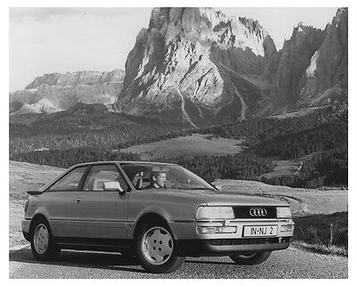 1989 Audi Coupe 2.3 Automobile Photo Poster zch7488
