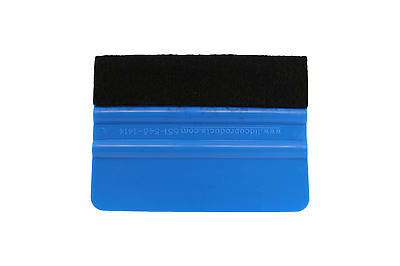 ABN High Quality Felt Edge Decal Squeegee 4 Inch
