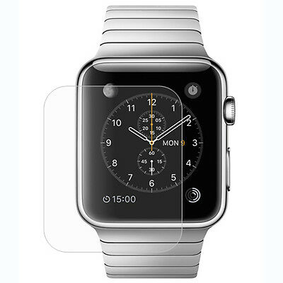 Premium Tempered Glass Screen Protector For Apple Watch 42mm Watch (Series 1/2)