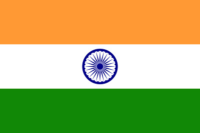 INDIA INDIAN NATIONAL LARGE 5 x 3FT CRICKET FANS SUPPORTERS FLAG QUALITY EYELETS