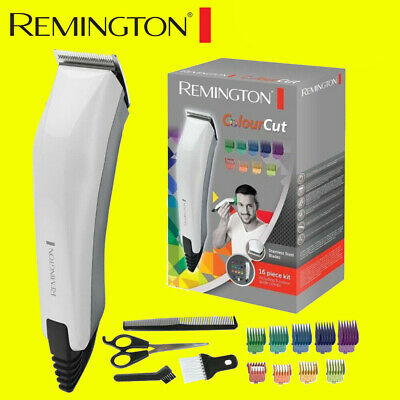 Remington HC5035 Performer Mens 16pcs Hair Clipper/Trimmer Corded Grooming Kit