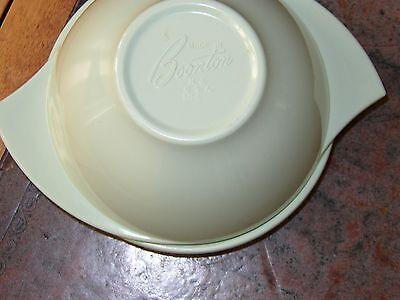 Vintage c.1960-72 Piece Set  Authentic Boontonware Dinnerware and Serving Pieces