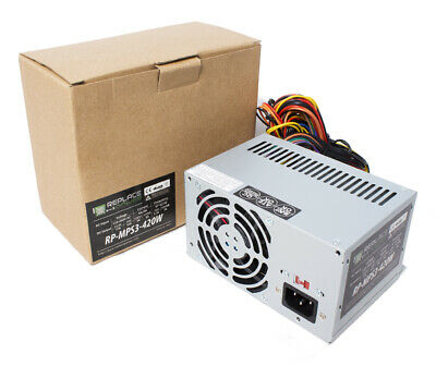 Replacement Power Supply for Bestec ATX-250-12Z Rev D7R Upgrade