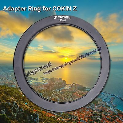 Zomei 67/72/77/82/86mm Upgraded Adapter Ring For LEE Cokin Z HITECH Filter