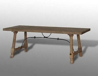 Amazing and heavy Deco Vintage Dining Table CA162