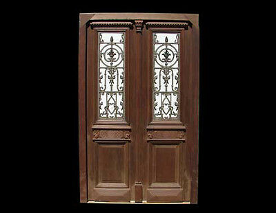 Double entry door B1140 B1140