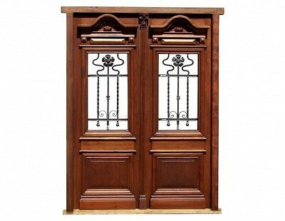Double Entry Door A1520