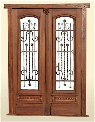 Double Entry Door A1917