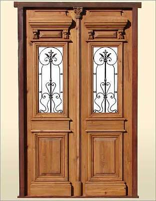 Double Entry Door B1044B
