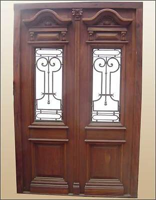 Double Entry Door A1521