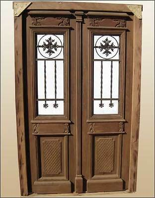 Double Entry Door A1286