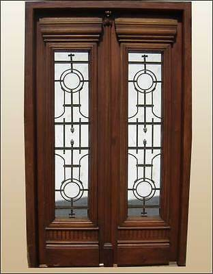 Double Entry Door A1132