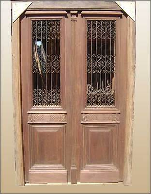 Double Entry Door A1285