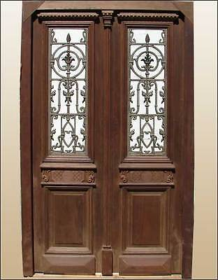 Double Entry Door B1140