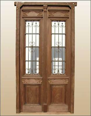 Double Entry Door B1155