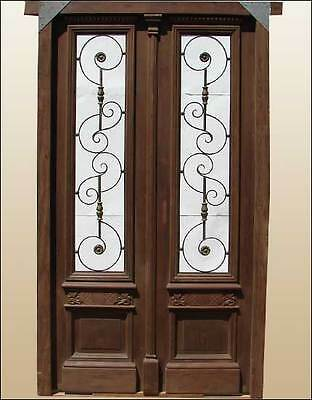 Double Entry Door B1156