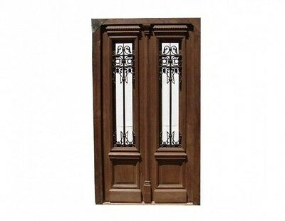 Double Entry Door B1157