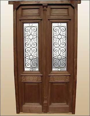 Double Entry Door B1434