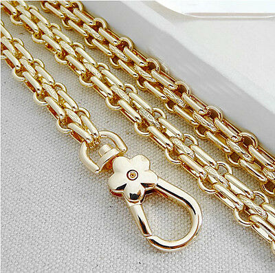 New 20-120CM Light Golden Watch Chain For Handbag Or Strapping Bag A22#