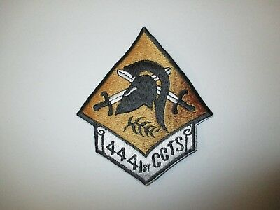 b4866 US Air Force Gun Ship 4441st CCTS Instructors patch