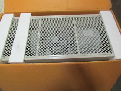 """Dayton 3XJ40/96""""Unit Assembly Freight Door Air Curtain Two 4ft Sections Each 2HP"""