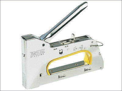 RAPID PROFESSIONAL HEAVY DUTY STAPLE GUN - For 6 - 14mm Long Fine Wire Staples