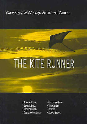 Cambridge Wizard Student Guide The Kite Runner (Cambridge Wizard English Student