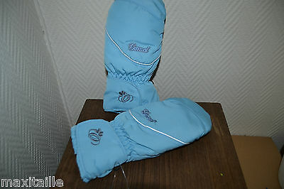 Moufle Moufles Gamet Ski Snowboards Froid Neuf Taille S/7 Glove Gant Polaire