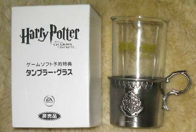 Harry Potter POLYJUICE GLASS Tumbler Japan Rare Movie promotion DVD