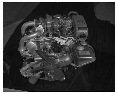 1962 Oldsmobile Starfire Turbo Engine Factory Photo ch7718