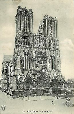 51 Reims Cathedrale 23327