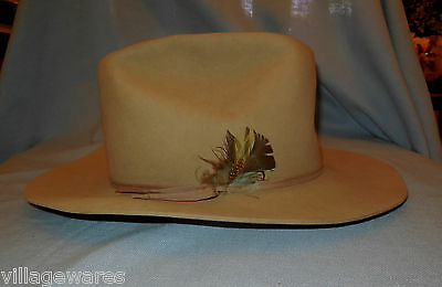 1950's Western Hat by Empire Hat Co. Ft. Worth Texas