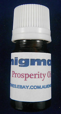 Prosperity Oil  5ml - Magickal Oil - Bring Prosperity into your life