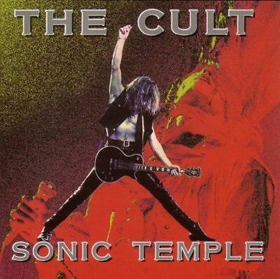 Cult - Sonic Temple (NEW CD)