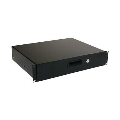 "Titan AV 19"" 2RU Steel Rack Drawer"